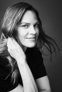 We chat with #HilarySwank about her #eco-conscious #fashion label #MissionStatement, and how she wants to streamline how women shop. #ecoclothing