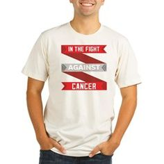 Oral Cancer Fight T-Shirt>  Oral Cancer In The Fight Shirts> Hope Awareness Ribbon Shirts and Gifts
