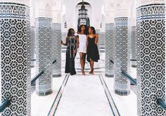 This Moroccan Luxury Hotel Has The Best Spa Services We've Seen Cool Places To Visit, Places To Travel, Travel Destinations, Mamounia Marrakech, Signature Hotel, Girls Vacation, Stones Throw, Best Spa, Spa Services