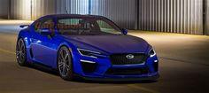 Subaru BRZ 2016: Render - CarPassionCarPassion