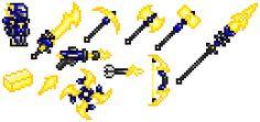 Lightning Terraria Armor