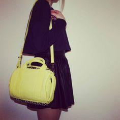 My Alexander Wang bag by Unlimited Obsessions