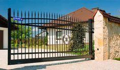 PandA Garage Doors and Gates: Cantilever Gates!