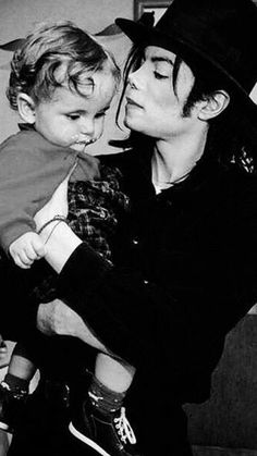 Daddy dutyMJ and Prince Michael Jackson.