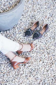 Miti Shoes Inverno 16. [mocassim, sandália caramelo.] #mitishoes #amsterdamstyle