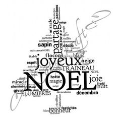 citations scrapbooking | Tags Joyeux Noël 5