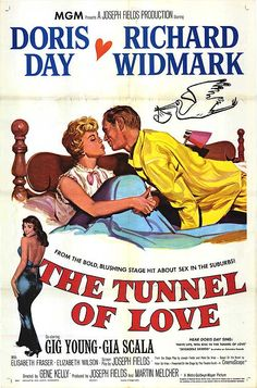 1958 Movie Posters | Tunnel Of Love movie posters at movie poster warehouse movieposter.com