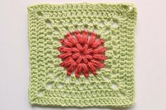 Lots of Granny Squares! Love it!