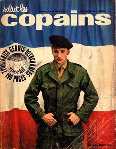 Johnny Hallyday - Salut Les Copains - Magazine n° 22, mai 1964