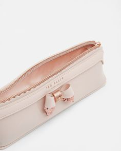 Discover the latest women's designer clothing at Ted Baker. Shop women's British fashion from luxury dresses, jackets, tops, bags and more. Teen Pencil Case, Cute Pencil Case, Pencil Cases, Chica Cool, Ted Baker Accessories, Silicone Bracelets, Cute Stationery, Birthday Gifts For Her, Designing Women