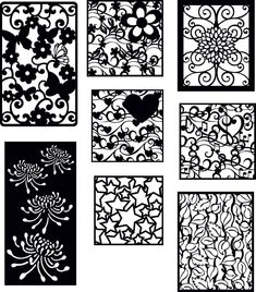Wood Carving Design Cdr and Dxf Ai Cdr File For Cnc Laser Plasma Router Wood Carving Designs, Stencil Designs, Corte Plasma, Metal Board, Modern Wallpaper Designs, Arts And Crafts Storage, Pvc Wall, Decorative Panels, Wall Wallpaper