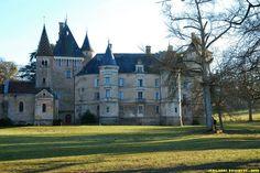 Château de Bresse sur Grosne, Bourgogne