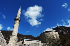 Travnik Fortress, Possibly built in cent AD under the order of the King of Bosnia, Tvrtko II Kotromanić Bosnia, Cn Tower, King, Architecture, Building, Travel, Arquitetura, Viajes, Buildings