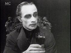 Conrad Veidt in Eerie Tales 1919 Dracula Film, Conrad Veidt, The Man Who Laughs, Love Film, Bizarre, A Series Of Unfortunate Events, Gothic Horror, Vintage Horror, Silent Film
