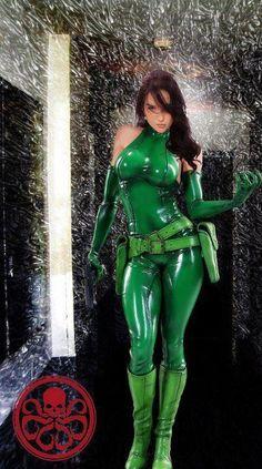 Madame Hydra! Hail Hydra!