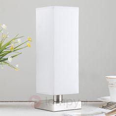 Julina - materiałowa lampka nocna, szara 9620808
