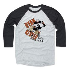 Ryan Kesler Point O Anaheim Officially Licensed NHLPA Baseball T-Shirt Unisex S-3XL Ryan Kesler, Brent Burns, Custom Made, Unisex, Baseball, Trending Outfits, Long Sleeve, Mens Tops, Cotton