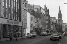 Perth Scotland, Historical Photos, Old Photos, Street View, Country, Day, Places, Beautiful, Historical Pictures