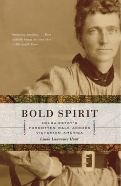 Absolutely one of my favorite books ever!!  The true story of a woman who walked from Spokane , Washignton to New York at the turn of the century to help promote the use of bycicles. This book makes me want to find and reveal all of my ancestor's secrets.