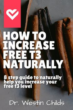 8 Step Guide to Increase Free Naturally - Health & wellnessAre you suffering from low or hypothyroid symptoms? If so, then it may be caused by LOW Free Your is THE most important thyroid lab test and if you ignore your levels then you w Low Thyroid Symptoms, Thyroid Levels, Thyroid Supplements, Thyroid Diet, Thyroid Disease, Thyroid Health, Hypothyroidism Exercise, Thyroid Issues, Autoimmune Disease