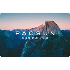 PacSun Gift Cards : 33.5% off Face Value  http://www.mybargainbuddy.com/pacsun-gift-cards-33-5-off-face-value