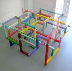 A cheeky table screaming for a dinning room or study in your home.