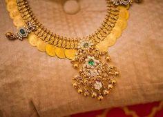 Kasu necklace