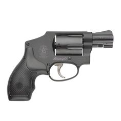 S 442. Lightest .38 Special revolver at 15 ounces.