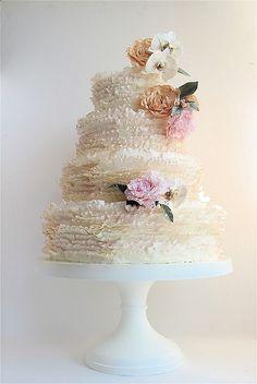 Maggie Austin Cake ~