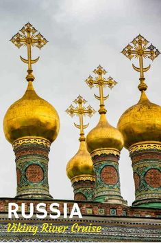 The Domes of Kremlin