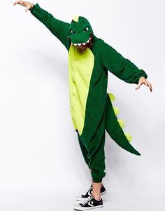 Kigu Dinosaur Onesie