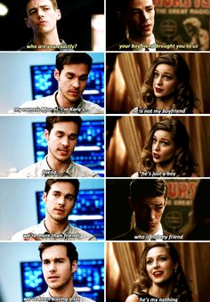 #TheFlash #Season3 #3x17 Yes because u r still saying this at the end of the episode