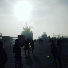 Fog in Oslo. #oslove