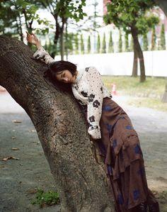"nicoperezblog: "" Actress Suzu Hirose for Soen Magazine Photography Nico…"