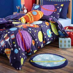 Shop wayfair.co.uk for your Outer Space Single Duvet Set. Find the best deals on all Duvet Covers and Sets products, great selection and free shipping on many items!
