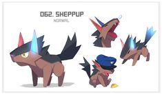 062. Sheppup by kimchikat.deviantart.com on @DeviantArt