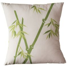 Add a pop of color to your sofa, bed or outdoor space with our vibrant decorative pillows. Hand screen printed and hand-woven on bamboo looms, these pure cotton pillows come in a range of designs inspired by nature to accentuate your living space.