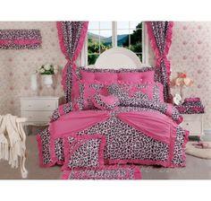 Pink Bedroom For Girls, Girls Bedding Sets, Comforter Sets, Bed Cover Design, Designer Bed Sheets, Floral Bedspread, Paris Decor, Hindsight, Ruffle Bedding