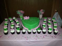 Hearts and Flowers Baby Shower