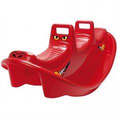 TopBuy - DANTOY RED ROCKER DRAGON