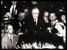 1936 Democratic National Convention in Philadelphia [VIDEO]