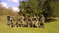 Airsoft Game Ioannina Greece