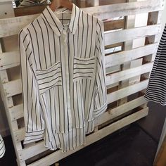 Everyone needs a striped shirt  by mixitupboutique