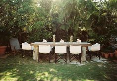 Transforming Your Outdoor Areas into Small Paradises rustic ...