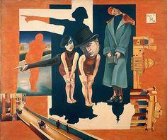 Museum Of Modern Art, Berlin - Dada Exhibition x Jean Arp, Kurt Schwitters, Dada Collage, Collage Artists, Marcel Duchamp, Piet Mondrian, Man Ray, Berlin, Hannah Hoch Collage