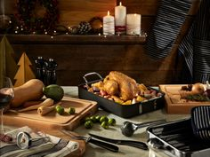 Deck the halls - indulge this #Christmas with the perfect roast from #johnlewis