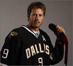 Dallas Stars center Mike Modano got his start playing Canadian junior hockey, but as the NHL season kicks off Wednesday, he's on the verge of a scoring record for U. A stalwart for USA Hockey, he's mindful of paying proper dues to. Stars Hockey, Usa Hockey, Hockey Teams, Mike Modano, Texas Pride, Home Team, National Hockey League, Texas Rangers, Hockey Players