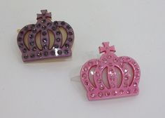 Adelaide Crown Hair Clip (Available in Multiple Colors) – Petite Étoile Children's Clothing Boutique in Salem, MA