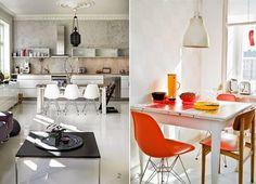 Silla Eames, y sus variedades | Decorar tu casa es facilisimo.com