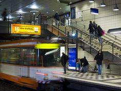Bielefeld stadtbahn or u-strab